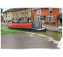 Narrow Boat,  Poster