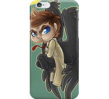 Pouty Castiel iPhone Case/Skin