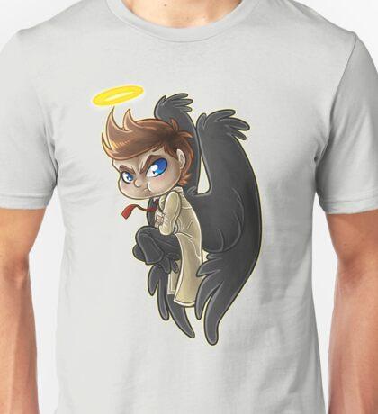 Pouty Castiel Unisex T-Shirt