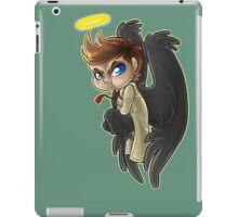 Pouty Castiel iPad Case/Skin
