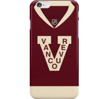 Vancouver Canucks 2014 Heritage Classic Jersey iPhone Case/Skin