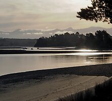 Inlet shine by Duncan Cunningham