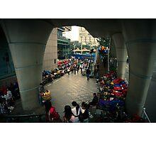 overpass Photographic Print