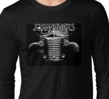 Johan Clicks Rollover Logo Long Sleeve T-Shirt