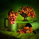 Grapes, Grapes , Grapes. !! by Irene  Burdell