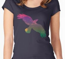 Bird of Prey Women's Fitted Scoop T-Shirt