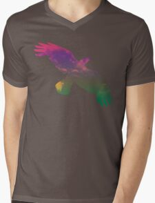 Bird of Prey Mens V-Neck T-Shirt