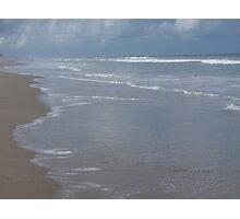 Seashore - Melbourne beach Photographic Print