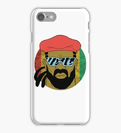 """Major Lazer"" - Circle Graphic  iPhone Case/Skin"