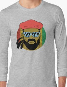"""Major Lazer"" - Circle Graphic  Long Sleeve T-Shirt"