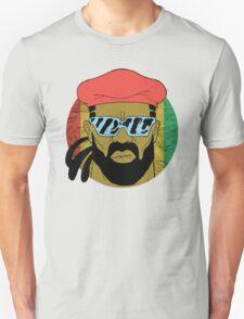 """Major Lazer"" - Circle Graphic  T-Shirt"
