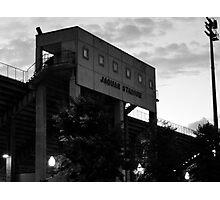 Jaguar Stadium (in black and white) Photographic Print