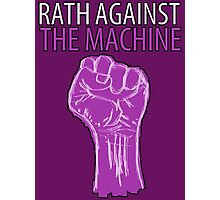 Rath Against the Machine 2 Photographic Print