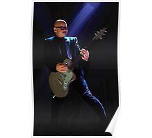 Steve Marker - Garbage Poster
