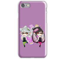 Squid Sisters Callie&Marie iPhone Case/Skin