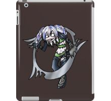Dark Wings That Plot In Secret iPad Case/Skin