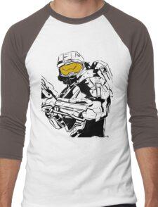 Finish the Fight Men's Baseball ¾ T-Shirt