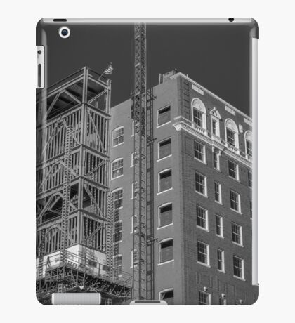 Pioneer Under Construction iPad Case/Skin