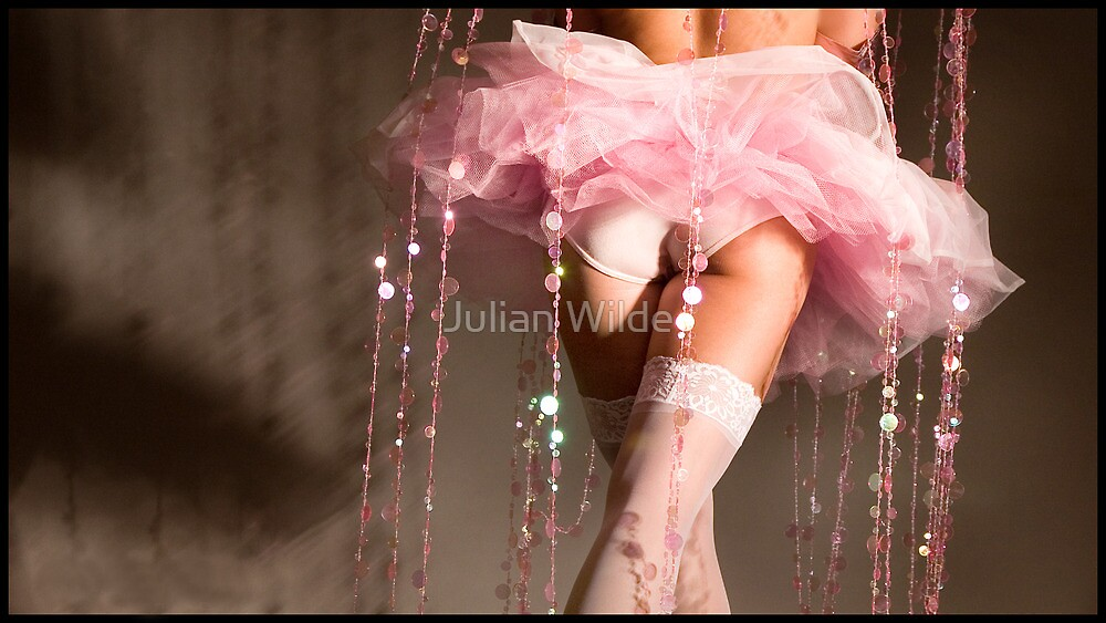"""The Pink Tu tu""   by Julian Wilde"