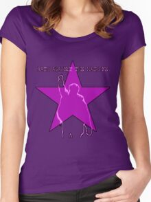 Rath Against the Machine Women's Fitted Scoop T-Shirt