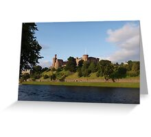 The Castle, Inverness Greeting Card