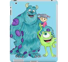 Monster Friends iPad Case/Skin