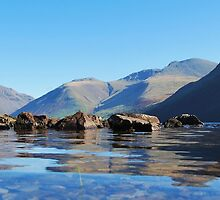 Wastwater, English Lake District 11th Oct 2010 by Phil Mitchell