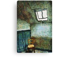 Vincent's room by Vincent Canvas Print