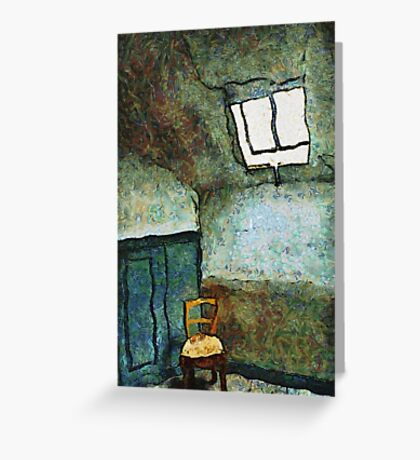 Vincent's room by Vincent Greeting Card