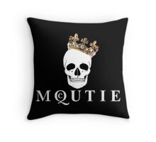 Such a McQUTIE! Throw Pillow