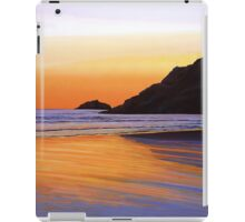 Earth Sunrise Sea iPad Case/Skin