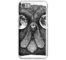 Moon Eye Beast Dog iPhone Case/Skin