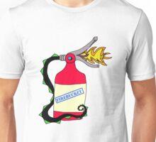 Dragon Extinguisher Unisex T-Shirt