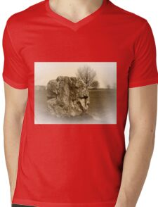 The Neolithic stones, Avebury Mens V-Neck T-Shirt