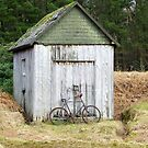 The Old Bike &amp; Shed - Glencoe, Scotland by dawnandchris