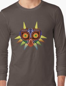 Majora's Mask Long Sleeve T-Shirt