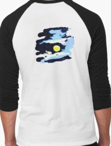 MOONLIGHT T SHIRT/BABY GROW Men's Baseball ¾ T-Shirt