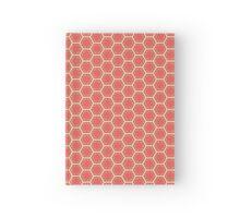 Pattern 66 - Hexagons Hardcover Journal