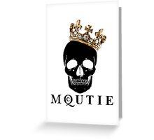 what a McQUTIE! Greeting Card