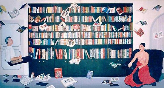 Dream of Knowledge by Joseph Barbara