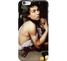 Young-Bacchus iPhone Case/Skin