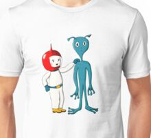 Intergalactic BFFs Unisex T-Shirt