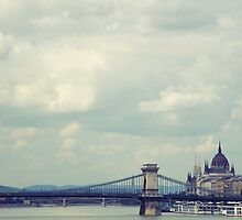 Budapest panorama by Amber Elen-Forbat