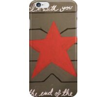 To the End of the Line iPhone Case/Skin
