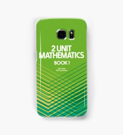 HSC Jones & Couchman 2 Unit Maths Samsung Galaxy Case/Skin