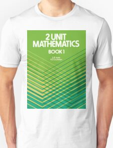 HSC Jones & Couchman 2 Unit Maths T-Shirt