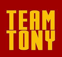 Team Tony by piecesofrie