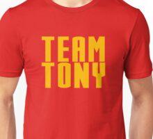 Team Tony Unisex T-Shirt