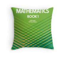 HSC Jones & Couchman 2 Unit Maths Throw Pillow
