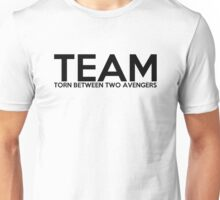 Team Torn Unisex T-Shirt